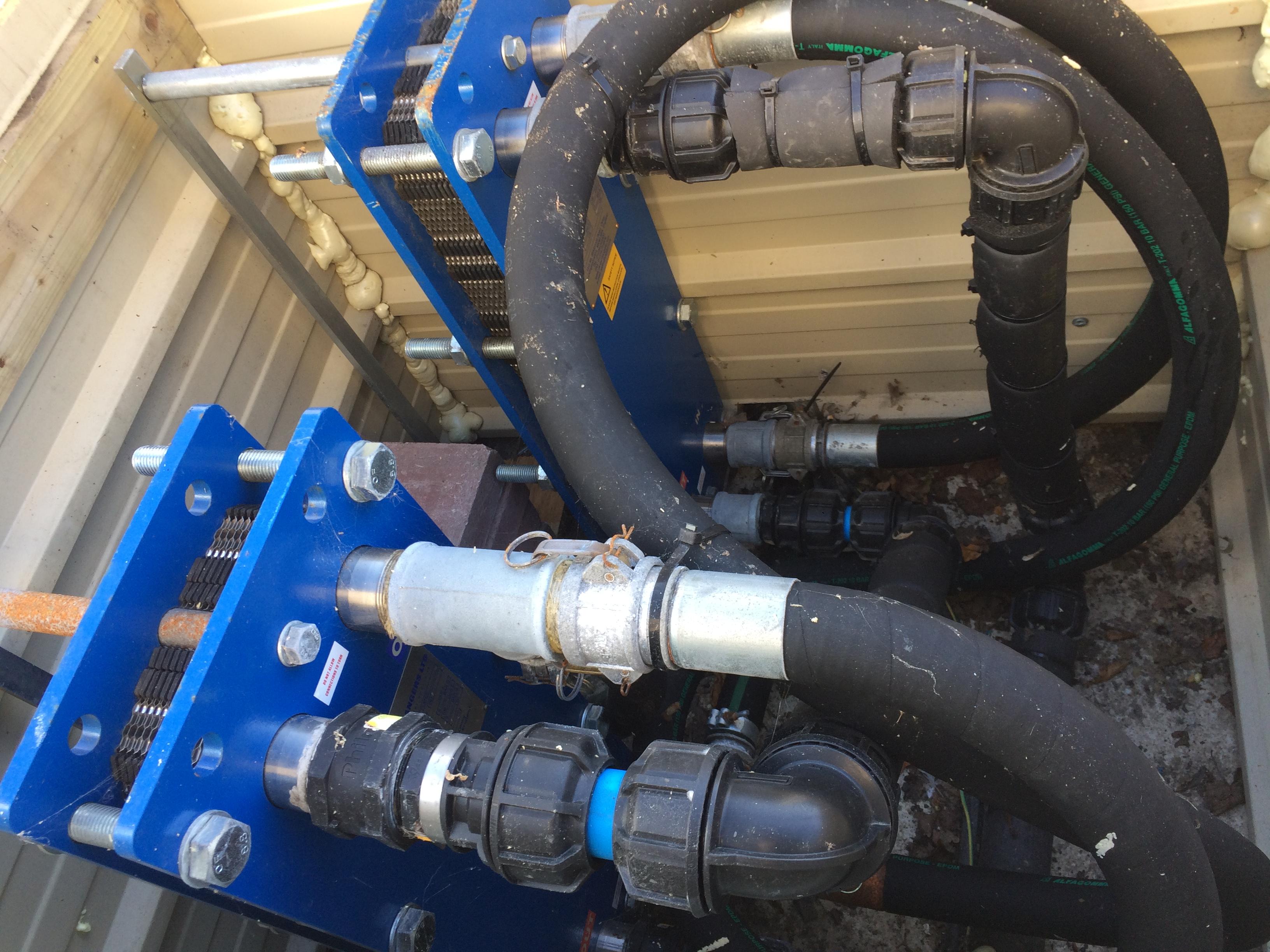 process cooling heat exchangers
