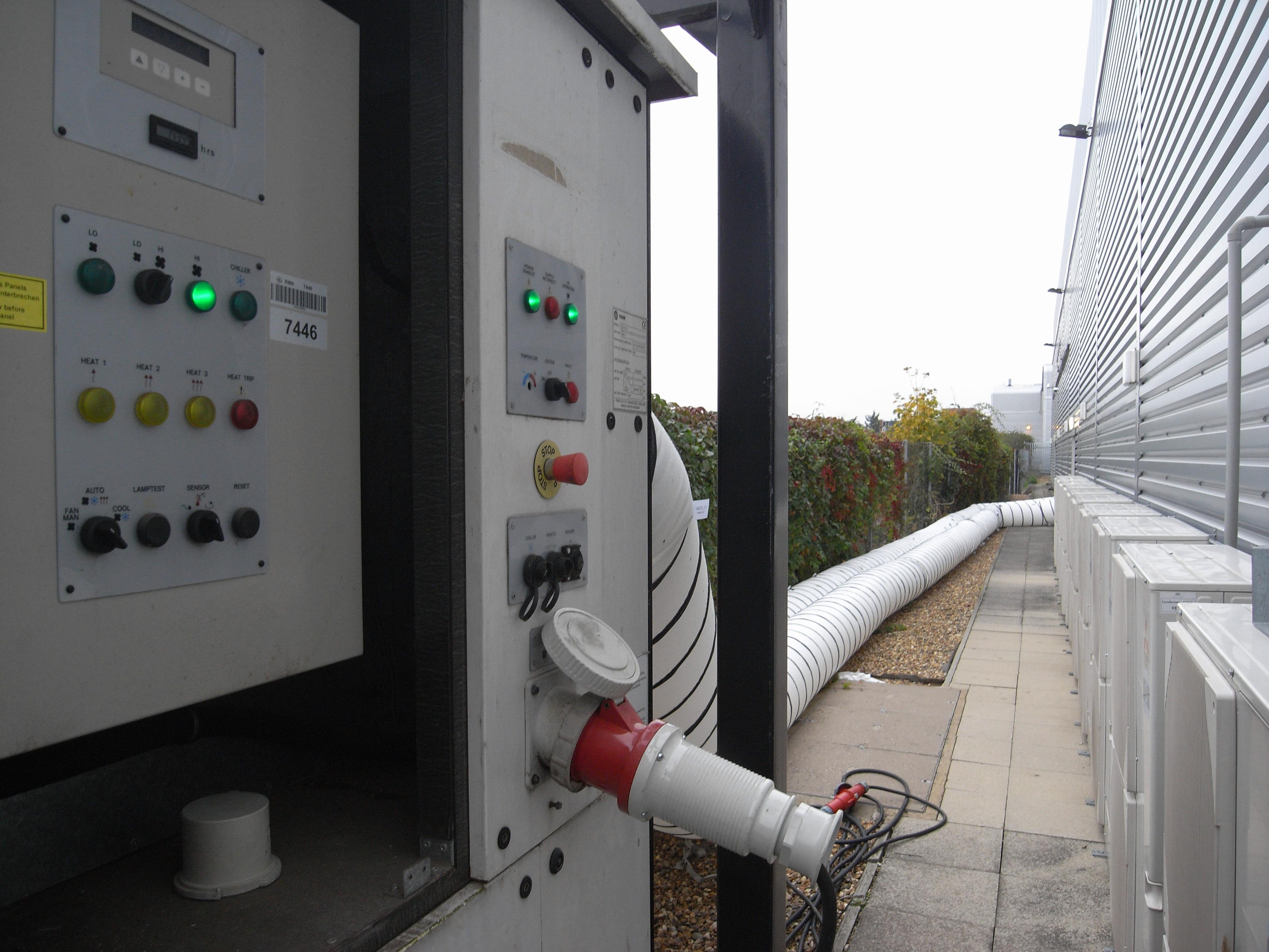 ventilation hire